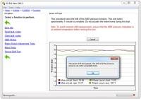 GS-911 scanner screenshot 2