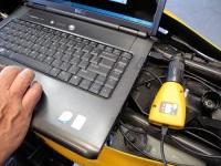 GS-911 scanner screenshot 3