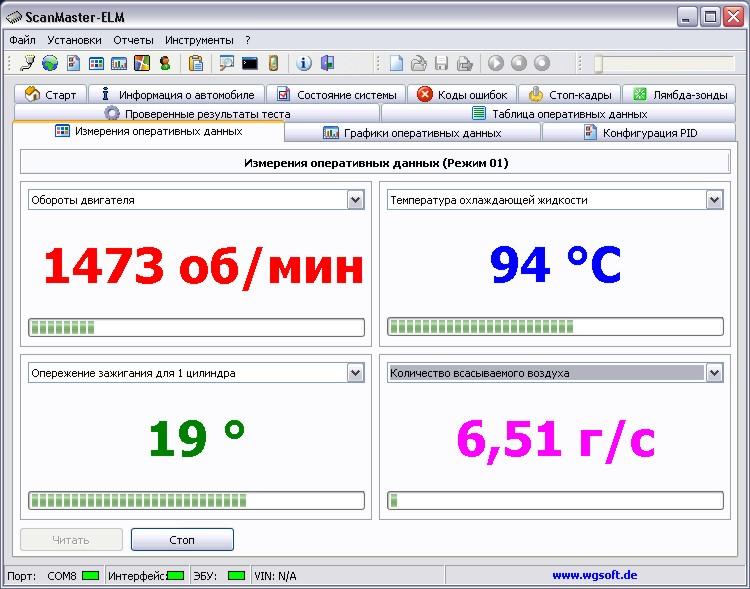 Скачать elm327 usb программу для компьютера