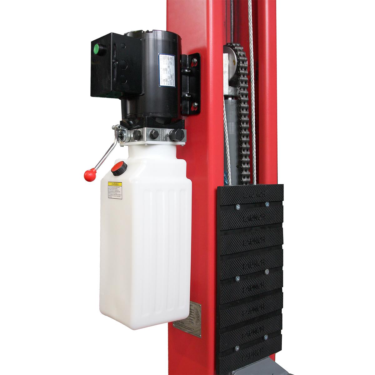 Резиновая накладка для защиты дверей подъёмника LAUNCH TLT-240SC
