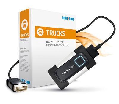 Мультимарочный сканер для грузовиков AutoCom Trucks