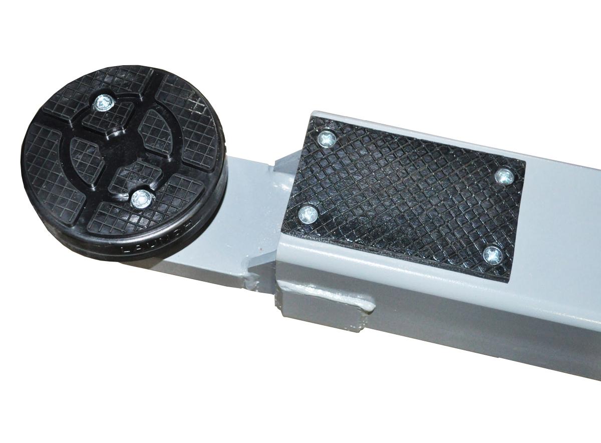 Симетричные лапы подъёмника LAUNCh TLT-240SB