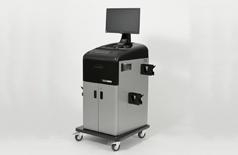 Эргономичная тумба для мишеней, компьютера, принтера. Техновектор 7