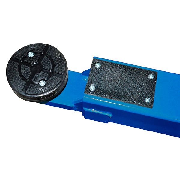 Симетричные лапы подъёмника LAUNCH TLT- 240SCS L синий