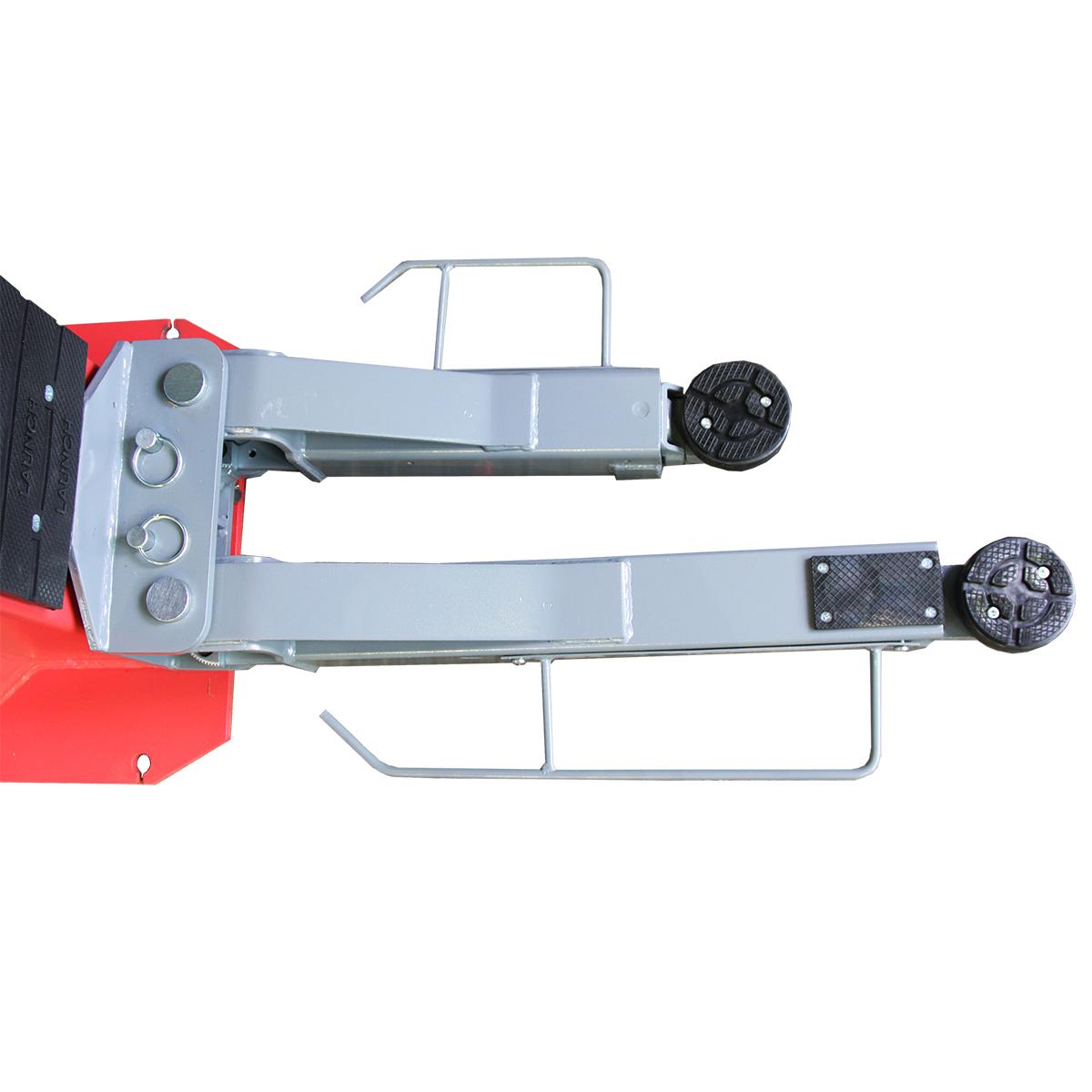 Лапы подъемника с защитными рамками LAUNCH TLT-240SC