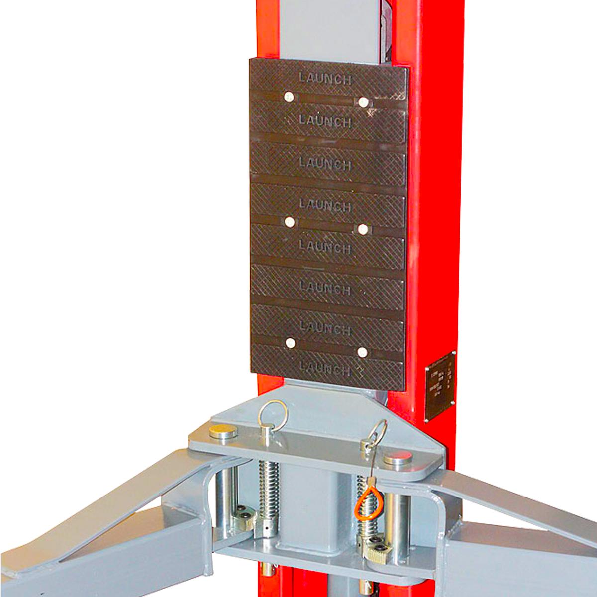 Резиновая накладка для защиты дверей подъёмника LAUNCh TLT-240SB